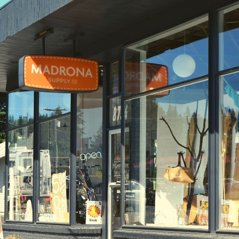Madrona Supply Co. Exterior