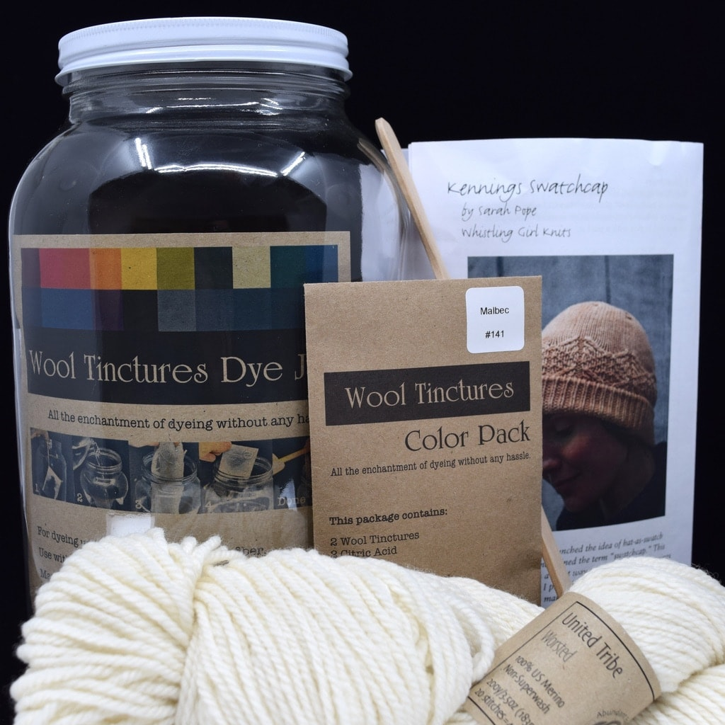 Wool Tinctures - Jar Kit