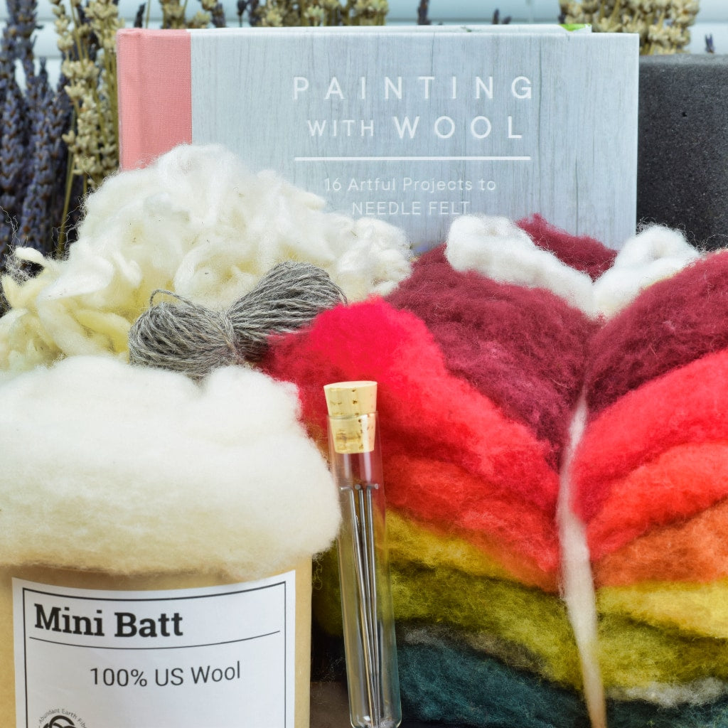 Big Felting Kit