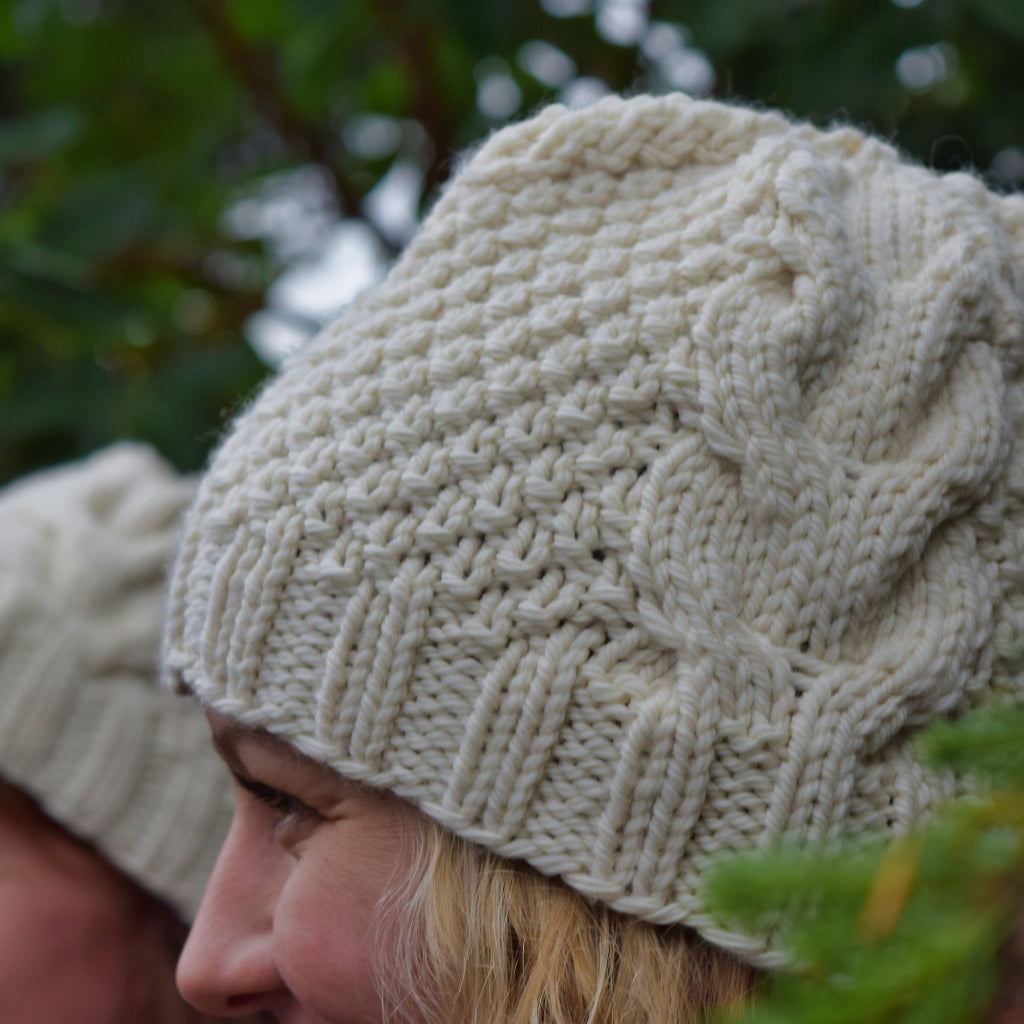 Earth Song Hat Pattern