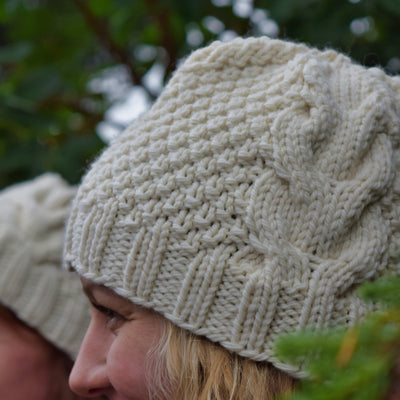 Earth Song Hat - Pattern