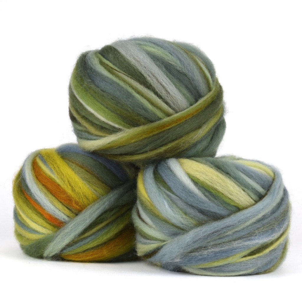 Morning Dew - Splash Dyed BFL (Limited Edition)