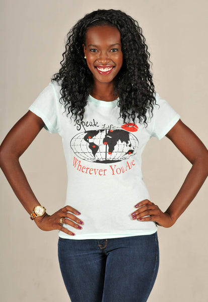 Speak Life Wherever You Are T-Shirt