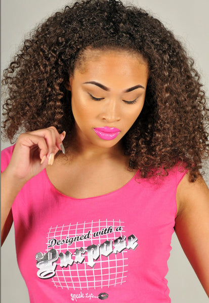 Designed With A Purpose Women's Speak Life T-Shirt