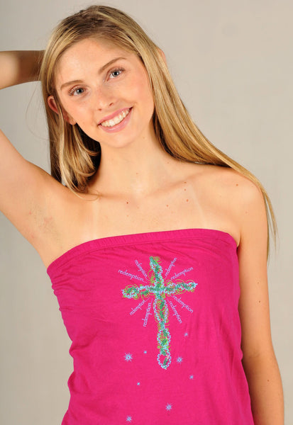 Redemption Women's Speak Life Tube-Top
