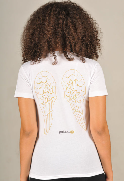 Heavenly Women's Speak Life T-Shirt