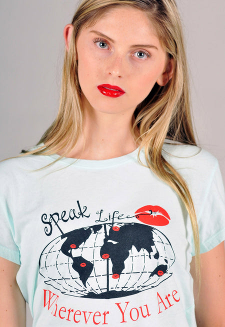 Speak Life Signature T-Shirt