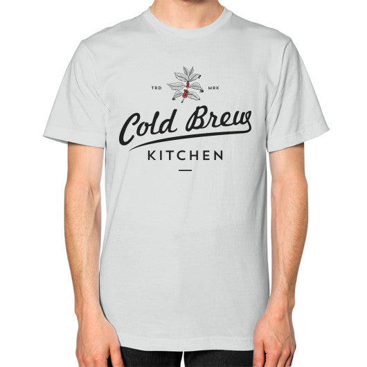 Cold Brew Kitchen Unisex Jersey Tee Shirt