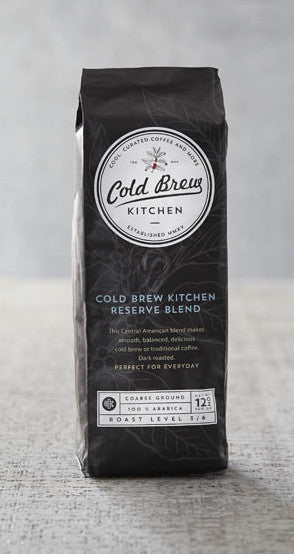 Cold Brew Kitchen Value 2 pack - Reserve and City Blends Ground Coffee