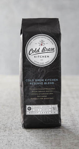 Cold Brew Kitchen Reserve Blend Coarse Ground Coffee