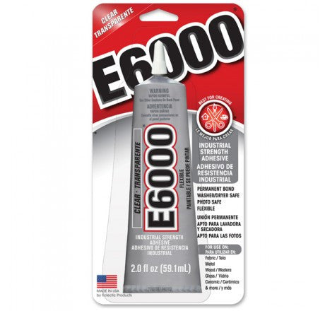 E6000 Craft Adhesive in Clear