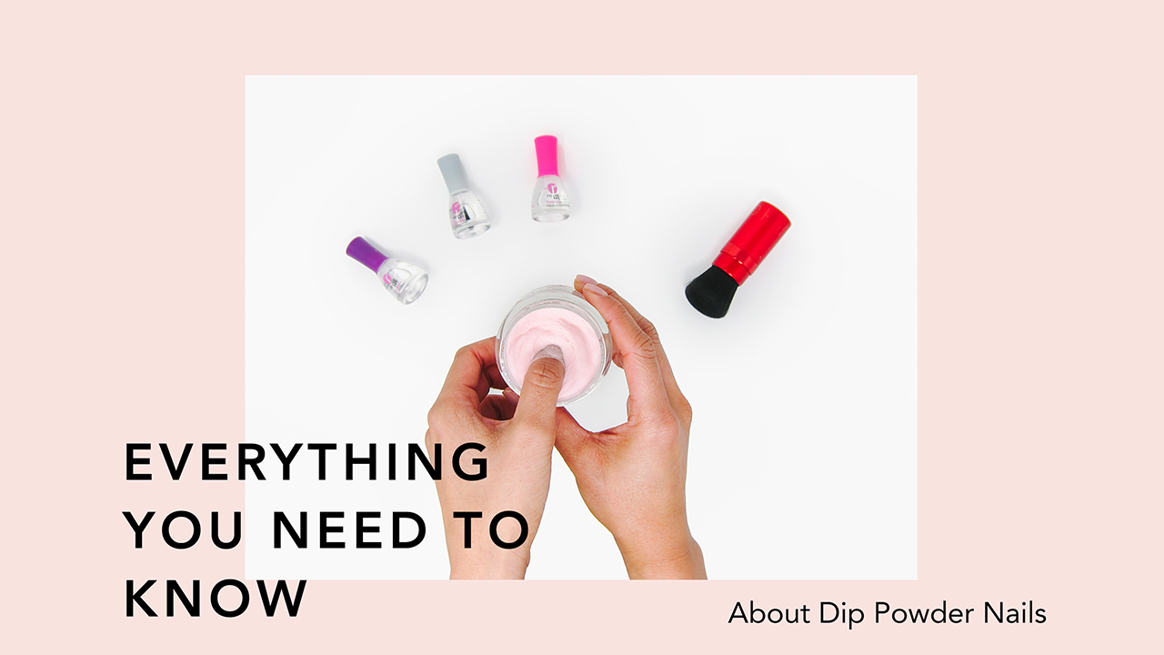How To Apply Dip Powder At Home Beyond Polish