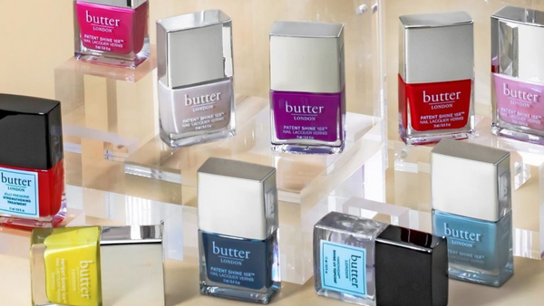 Introducing butter LONDON!