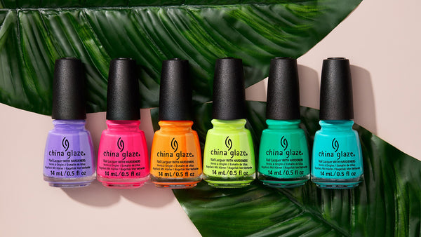 China Glaze Havana Nights: 6 Electric Shades For Your Summer Festivities