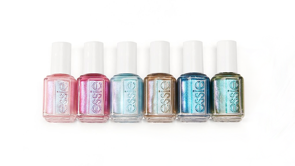 Essie Let It Ripple: 6 Stunning, Shimmery Shades