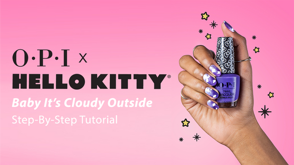 Recreate This Nail Look Inspired By The Hello Kitty Collection!