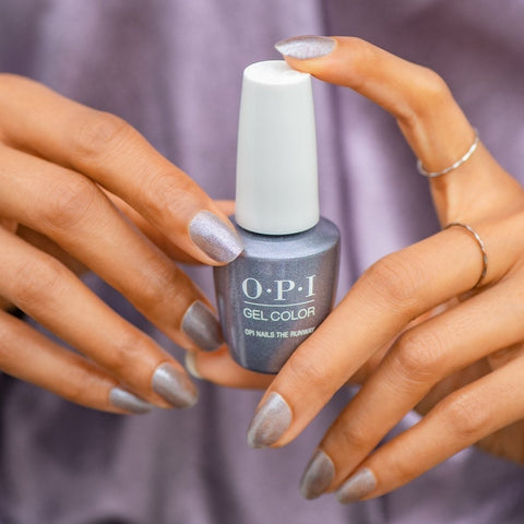 OPI GelColor - OPI Nails The Runway
