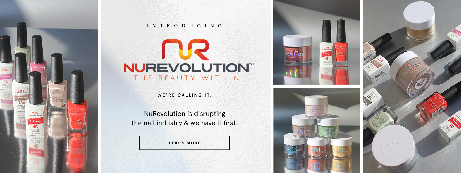 NuRevolution Nail Polish Gel Polish Nail Colors