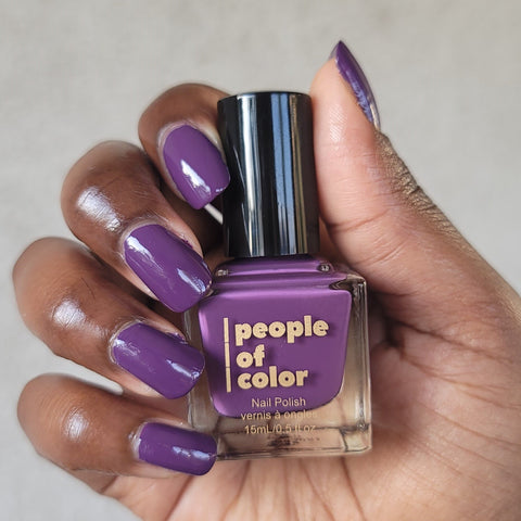 People Of Color Nail Polish - Passionflower