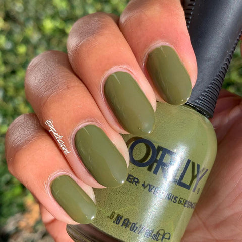 ORLY Nail Lacquer - Wild Willow