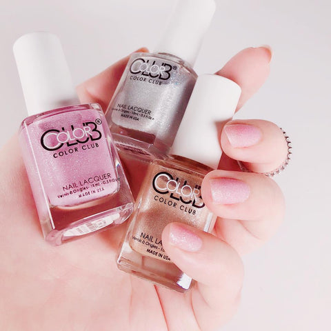 Color Club Nail Lacquers