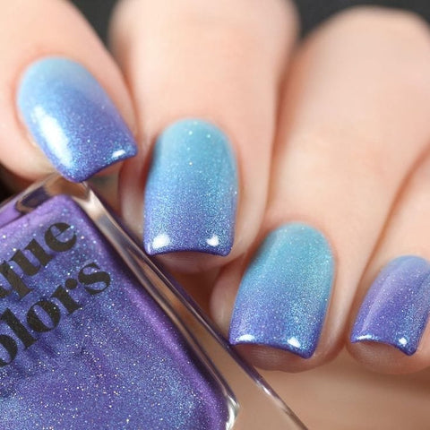 Cirque Colors Luna swatch by @chrisslypaws