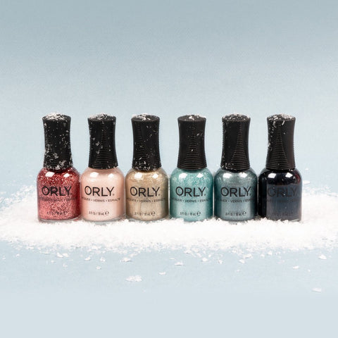 ORLY Arctic Frost Collection