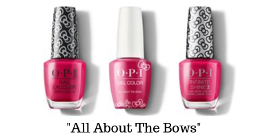 OPI Hello Kitty - All About The Bows