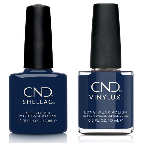 CND Shellac & Vinylux - High Waisted Jeans