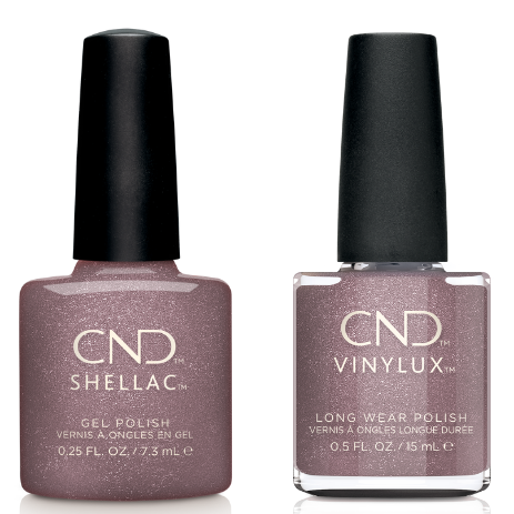 CND Shellac & Vinylux - Statement Earrings