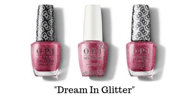 OPI Hello Kitty - Dream In Glitter