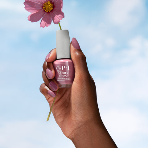 OPI Nature Strong Nail Lacquer - Knowledge is Flower