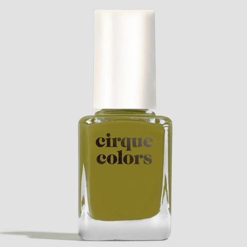 Cirque Colors - Olive Jelly