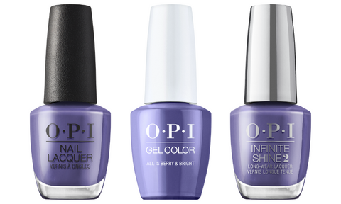 OPI All Is Berry & Bright