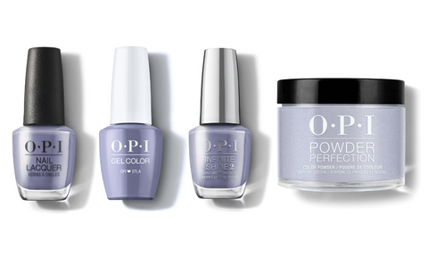 OPI Nail Lacquer, GelColor & Infinite Shine - OPI Hearts DTLA