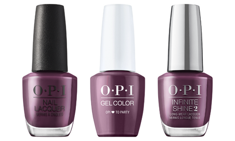 OPI OPI Loves To Party