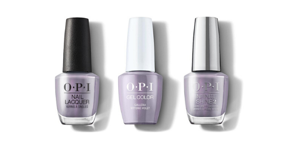OPI Addio Bad Nails, Ciao Great Nails - Nail Lacquer, GelColor & Infinite Shine
