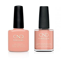 CND Shellac & Vinylux - Baby Smile