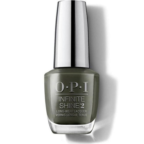 OPI Infinite Shine - Things I've Seen In Aber-green - Beyond Polish