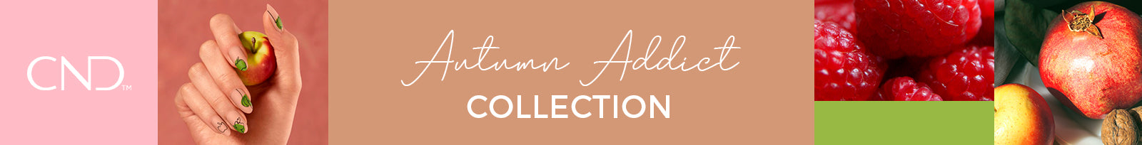 CND Autumn Addict Collection Fall 2020