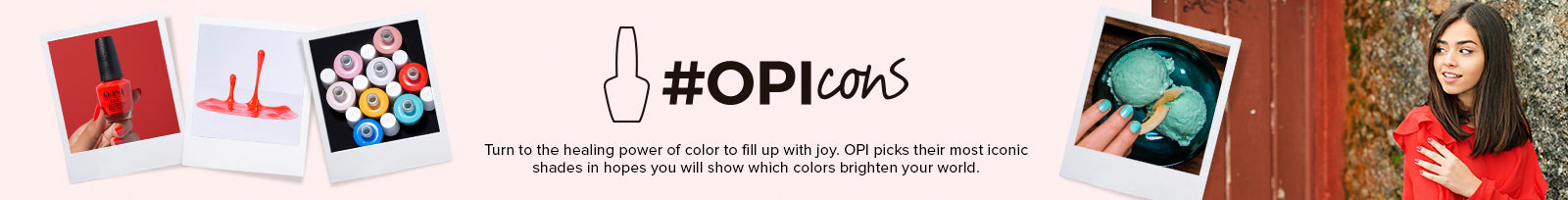 OPI Icons 2020 Collection