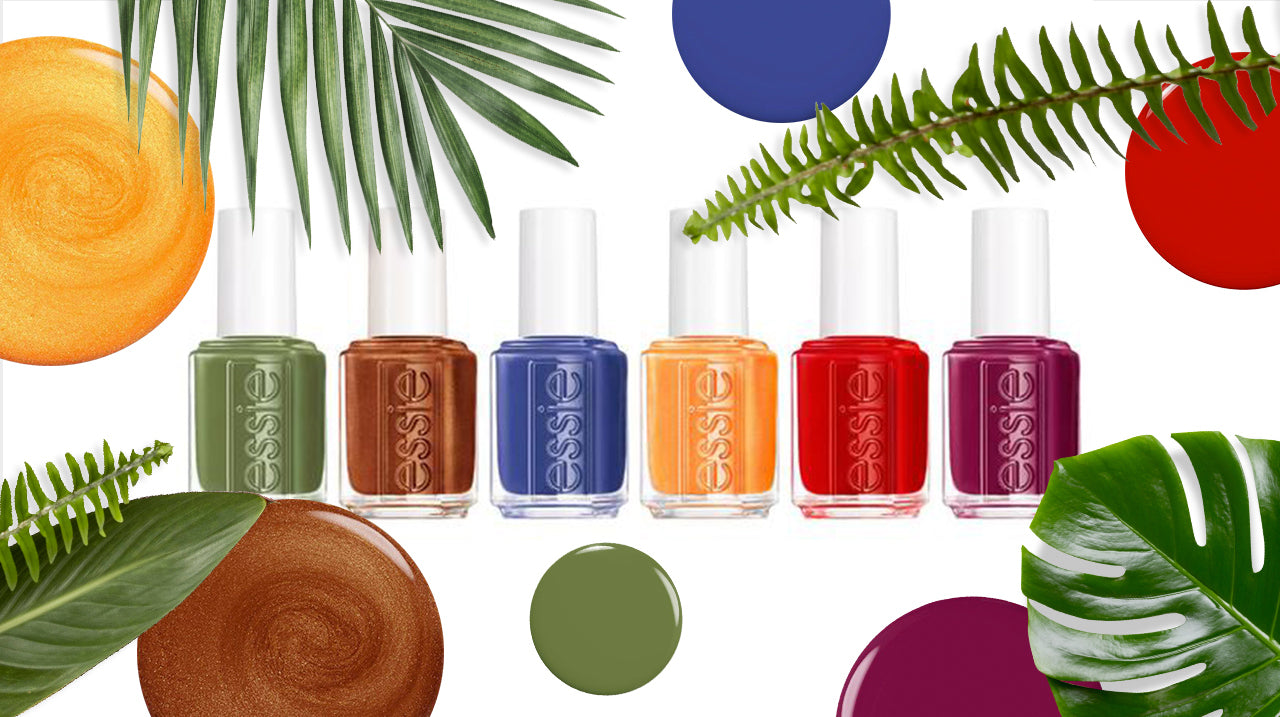 Essie Fall Trend 2020 Collection