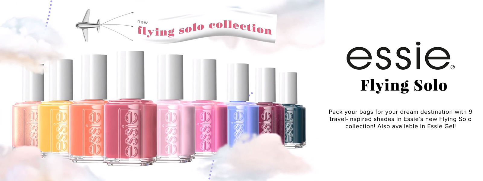 Essie Flying Solo Collection