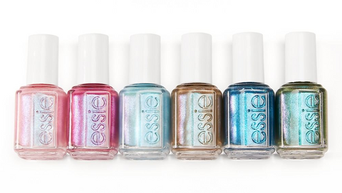 Essie Let It Ripple Collection
