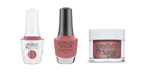 Gelish, Morgan Taylor & Gelish Xpress Be Free - Out In The Open Collection | Beyond Polish