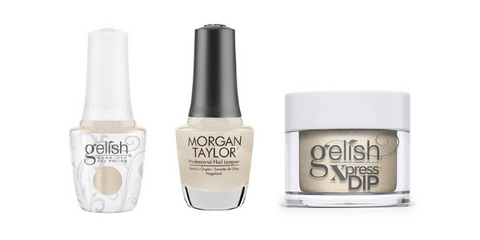 Gelish, Morgan Taylor & Gelish Xpress Dancin' In The Sunlight - Out In The Open Collection | Beyond Polish