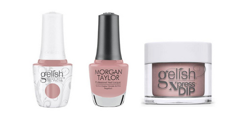 Gelish, Morgan Taylor & Gelish Xpress Keep It Simple - Out In The Open Collection | Beyond Polish