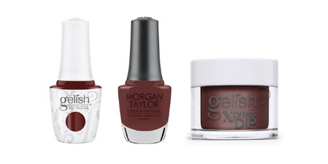 Gelish, Morgan Taylor & Gelish Xpress Take Time & Unwind - Out In The Open Collection | Beyond Polish