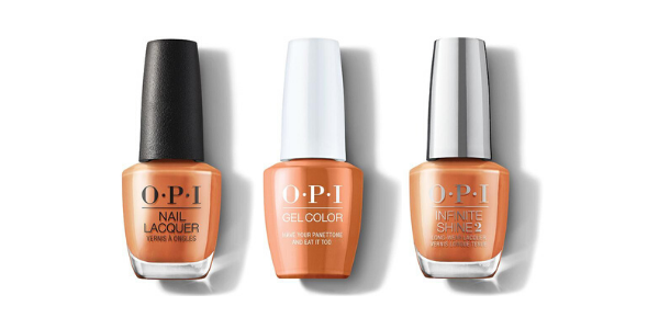 OPI Have Your Panette Tone and Eat It Too - Nail Lacquer, GelColor & Infinite Shine