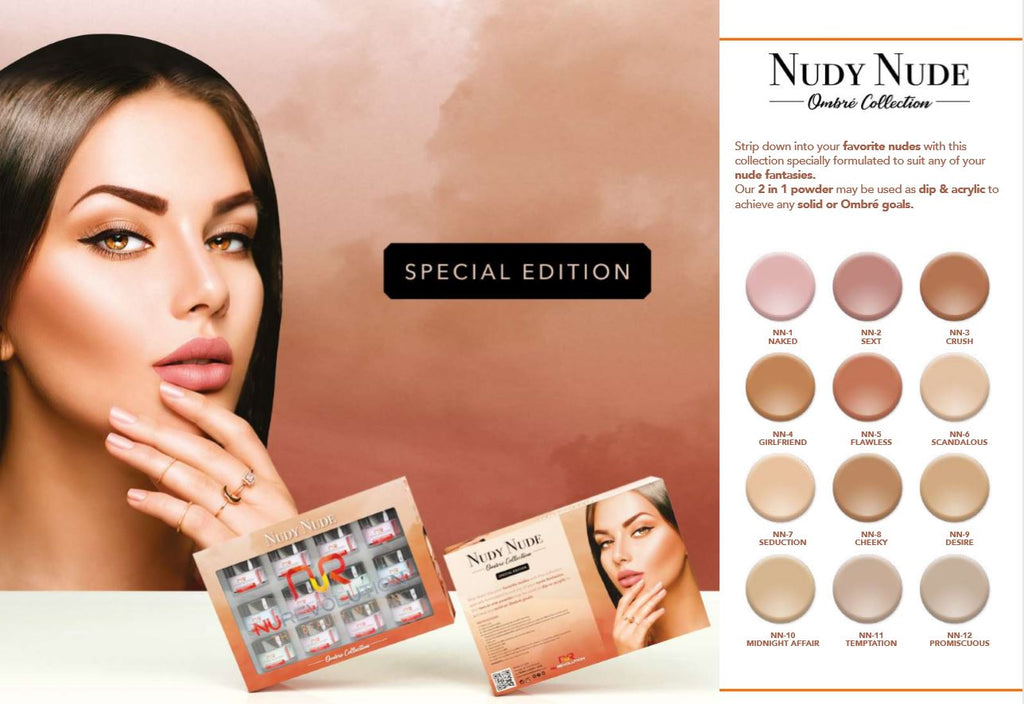 Nudy Nude Collection